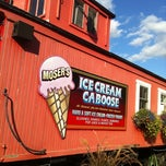 Photo taken at Ice Cream Caboose by Heather W. on 9/17/2011