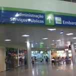 Photo taken at Terminal Rodoviário Frederico Ozanam by Emerson A. on 9/12/2011