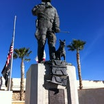 Photo taken at General Patton Memorial Museum by Vinette G. on 1/13/2011