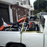 Photo taken at Moto Servicio Integral by Antonio M. on 6/11/2012