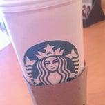 Photo taken at Starbucks by Christie H. on 9/24/2011