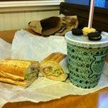 Photo taken at Potbelly Sandwich Shop by Khalifiah H. on 12/7/2011