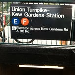 Mta Subway Union Tpke Kew Gardens E F Kew Gardens Kew Gardens Ny