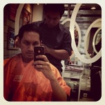 Photo taken at Haircode Salon - Epicentrum Walk by Irianto W. on 8/29/2011