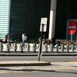 Photo taken at Station BIXI by Yanik C. on 3/30/2012