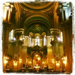 Photo taken at Basílica de San Juan El Real by Oscar M. on 7/18/2012