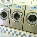 Photo taken at Wash Up Laundromat by Bethany L. on 3/20/2012