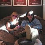 Photo taken at LoveSac by Jenna C. on 1/28/2012