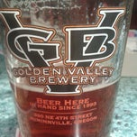 Photo taken at Golden Valley Brewery by Ross L. on 9/16/2011