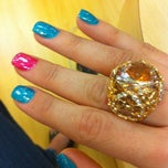 Photo taken at Eiffel Nails by Eileen S. on 1/30/2011