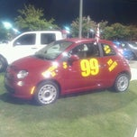 Photo taken at AutoNation FIAT Mall of Georgia by Rebecca T. on 7/28/2012