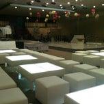 Photo taken at Salones santa clara by Zanthe NY on 3/10/2012