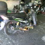 Photo taken at Kedai motosikal PMM Motors by Faizul N. on 11/19/2011