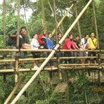 Photo taken at Wisata Suku Baduy by Peppy P. on 6/19/2012