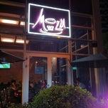 Photo taken at Mozu Cafè by YSA D. on 8/27/2011