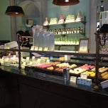 Photo taken at Ladurée by Mariana H. on 7/5/2012