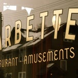 Photo taken at Barbette by Demian B. on 10/25/2011