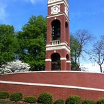 Photo taken at East Tennessee State University by James on 4/23/2011