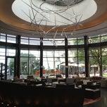 Photo taken at Parkyard Hotel Shanghai by Chai M. on 7/2/2012