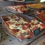 Photo taken at Krispy Pizza by Rachel S. on 4/5/2012