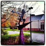 Photo taken at West Bloomfield Township Library - Westacres Branch by Anurag B. on 4/19/2012