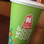 Photo taken at Arby's by Cynthia L. on 4/11/2012