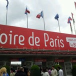 Photo taken at Foire de Paris by Carole on 5/8/2012