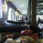 Photo taken at Seacrest Diner by Dennis B. on 4/1/2012