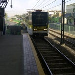 Photo taken at Tren Ligero Estación Dermatológico by Edgar V. on 12/6/2011