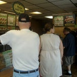 Photo taken at SUBWAY by Adam D. on 7/9/2011