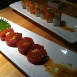 Photo taken at Kai Sushi by Eddie G. on 10/14/2011