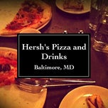 Photo taken at Hersh's Pizza & Drinks by Shelby P. on 11/11/2011