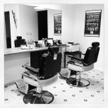 Photo taken at Mojo Barbershop by Doc R. on 11/2/2011