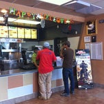 Photo taken at Jack in the Box by J C. on 10/19/2011