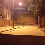 Photo taken at Little Italy Bocce Court by Matthew W. on 5/24/2012