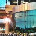 Photo taken at Tughlaqabad Metro Station by Nitish K. on 5/1/2012