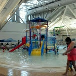 Photo taken at Silliman Family Aquatic Center by Ander C. on 8/31/2012