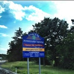 Photo taken at Pennsylvania Turnpike by Anthony G. on 6/8/2012