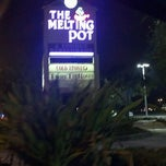 Photo taken at The Melting Pot by Marco A L. on 9/10/2012