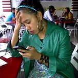 Photo taken at KFC / KFC Coffee by varicha Chacha a. on 2/19/2012