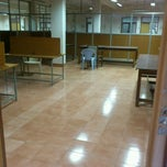 Photo taken at SV Medical College Library by Aditya D. on 3/24/2012