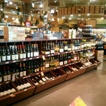 Photo taken at Whole Foods Market by Babs on 1/7/2012