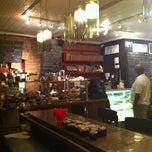 Photo taken at Tazza Bakery Enoteca by Mark B. on 8/8/2011
