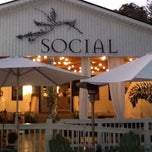 Photo taken at Tybee Island Social Club by Kimberly F. on 11/17/2011
