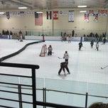 Photo taken at Edge Ice Arena by Jenn R. on 11/19/2011