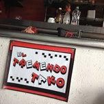 Photo taken at El Tremendo Tako by Kenny M. on 2/14/2012
