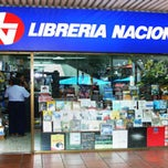 Photo taken at Librería Nacional by Librería Nacional (. on 3/10/2011