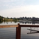 Photo taken at Farewell Bend Dog Park by Jacob H. on 9/13/2011