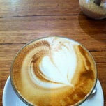 Photo taken at Three Beans by Amit K. on 4/1/2012