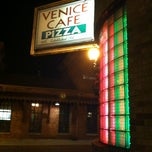 Photo taken at Venice Café by Gina C. on 11/22/2011